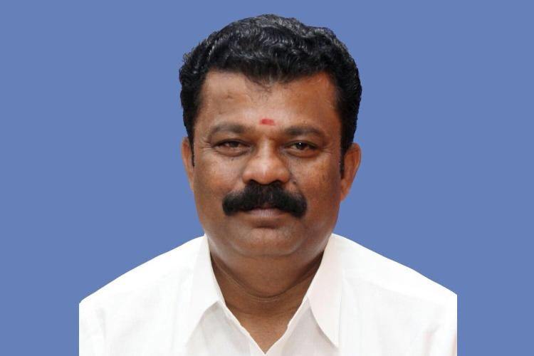 Tamil Nadu Minister Balakrishna Reddy accused of land grabbing