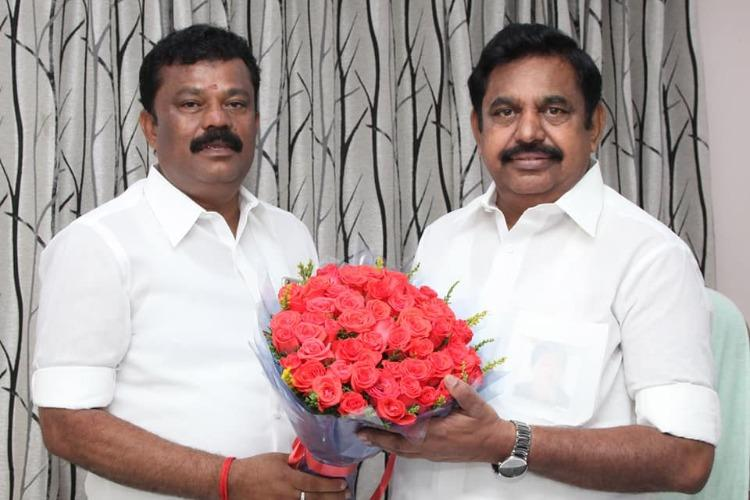 After conviction Tamil Nadu Minister Balakrishna Reddy resigns