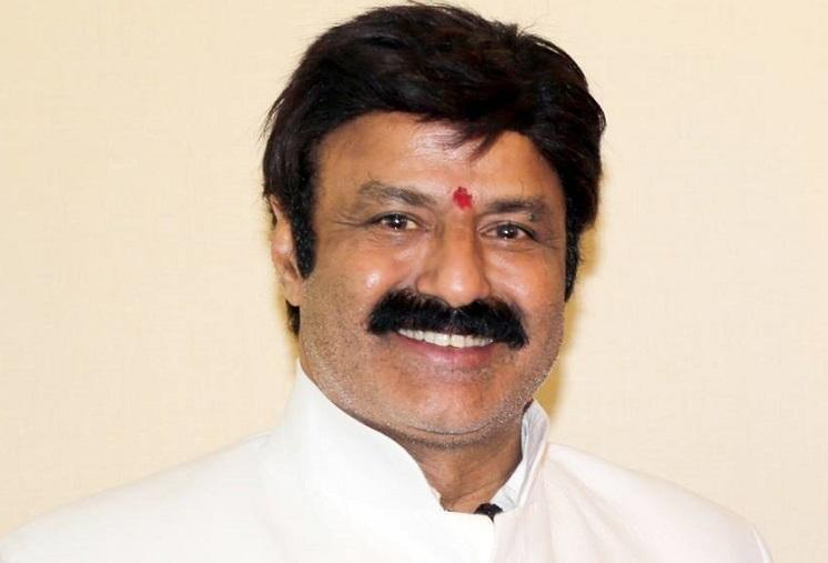 Balakrishna does it again Actor-politician caught on video slapping a fan