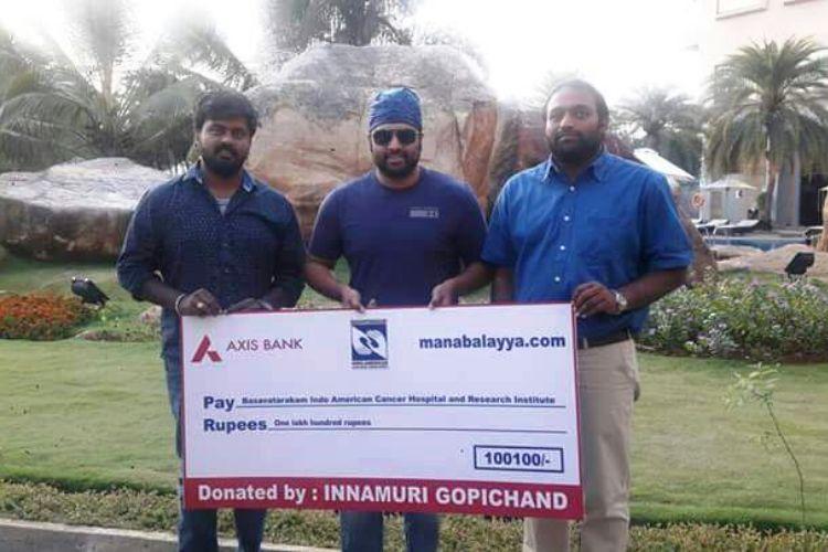 Balakrishna fan pays Rs 1 lakh for a ticket to watch Gautamiputra Satakarni