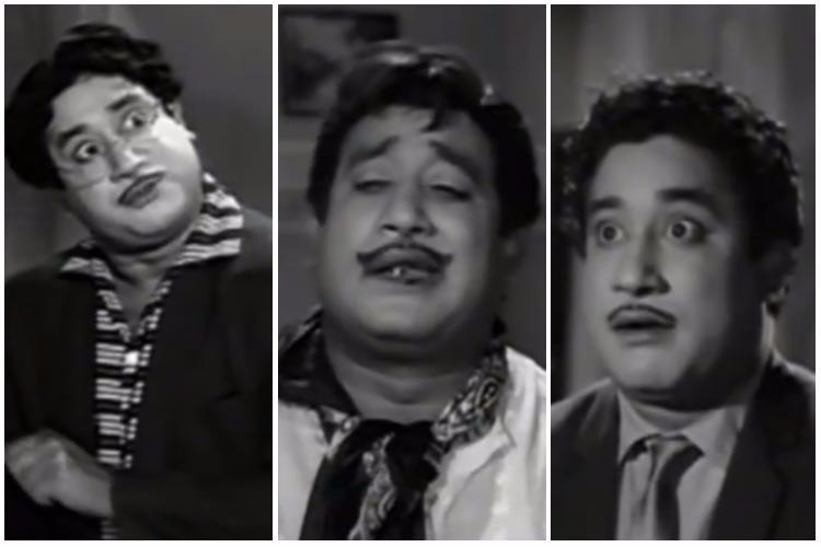 Bale Pandiya With 3 Sivaji Ganesans this classic set the trend for Tamil comedy