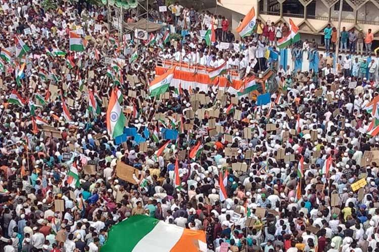 After massive protest in Ballari FIR against BJPs Somashekara Reddy for communal speech