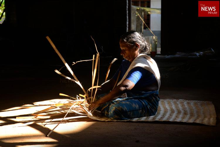 Once famous for bamboo products this Kerala village is losing its tradition