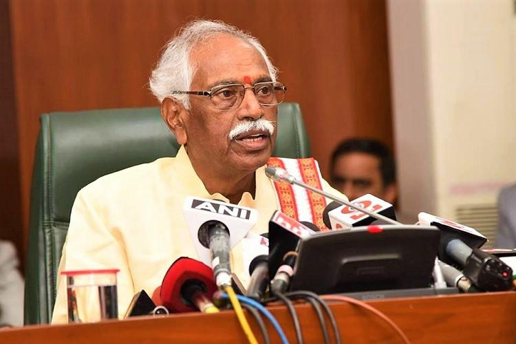Ex-Union Min Bandaru Dattatreya appointed Governor of