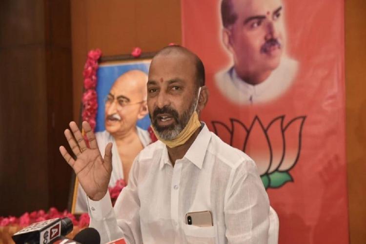 BJP state president