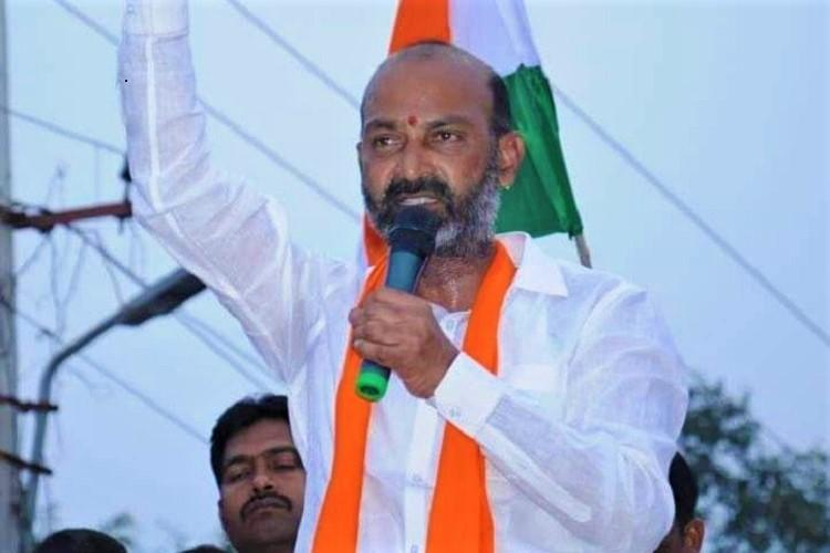 Anti-CAA protesters can leave the country Telangana BJP MPs remark triggers row