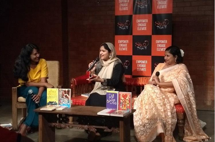 Whats it like being a woman who writes humour These Bluru authors tell us