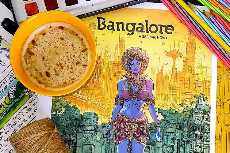 See Bengalurus journey from quaint city to urban nightmare unfold in this graphic novel