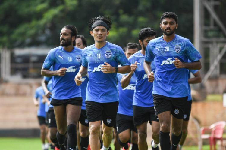 Bengaluru FC Players