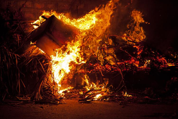 LETS STOP GARBAGE BURNING IN BENGALURU Sign this petition
