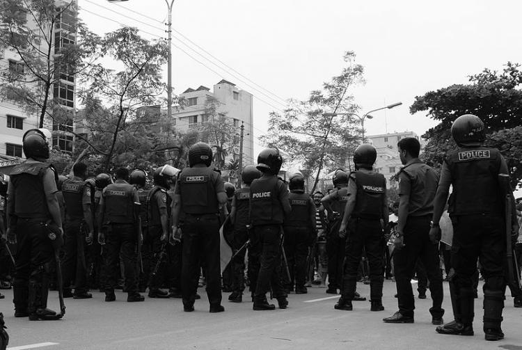 Is Bangladesh descending into lawlessness