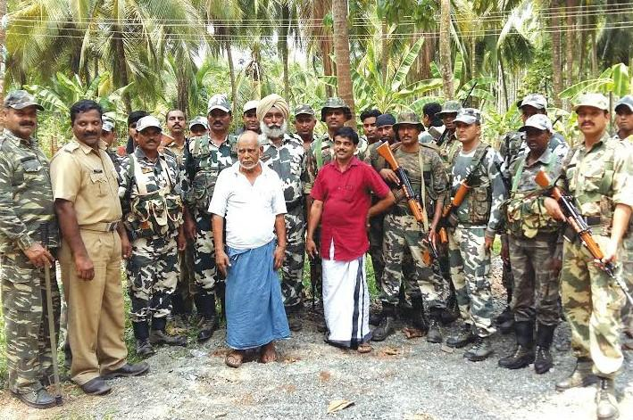 84-year old Bapu Haji gave his savings to unprivileged none other than CRPF salutes the man