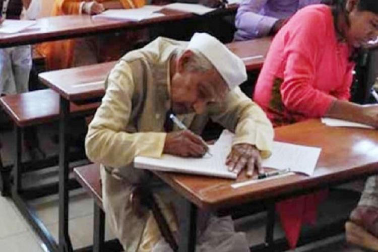 89-yr-old freedom fighter from Karnataka signs up for PhD