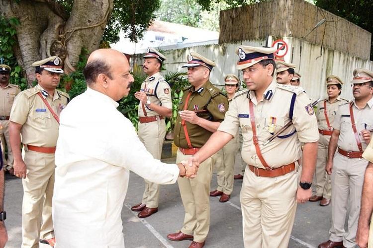Anti-terrorist squad to be set up in Bengaluru Karnataka Home Minister
