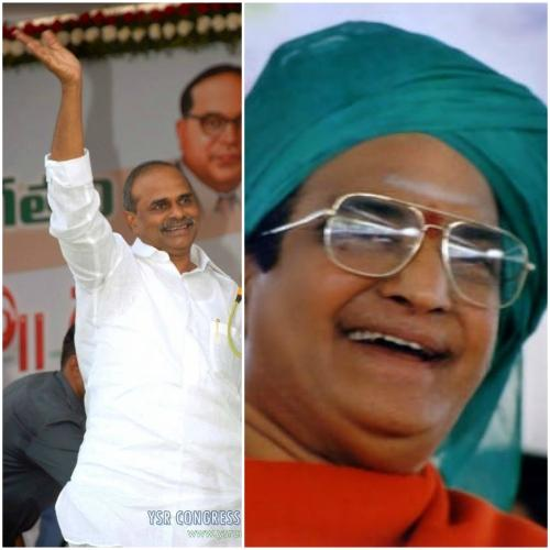 Biopics planned on YSR NTR Will they sway voters in 2019 AP assembly elections