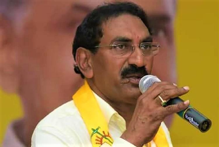 I-T raids on firms of senior TDP leader Beeda Masthan Rao in Andhra