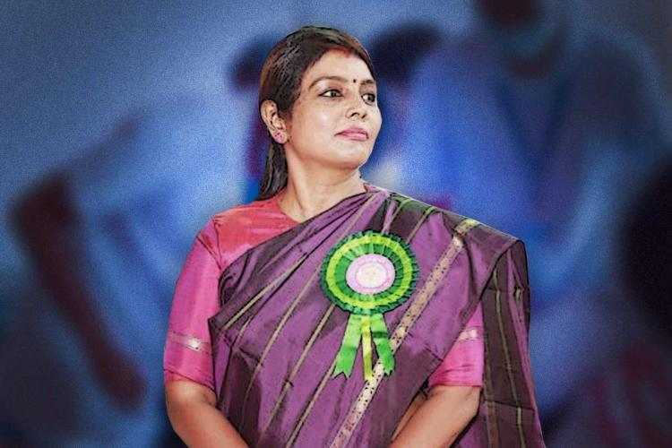 Who is Dr Beela Rajesh and how is she handling the pandemic in Tamil Nadu