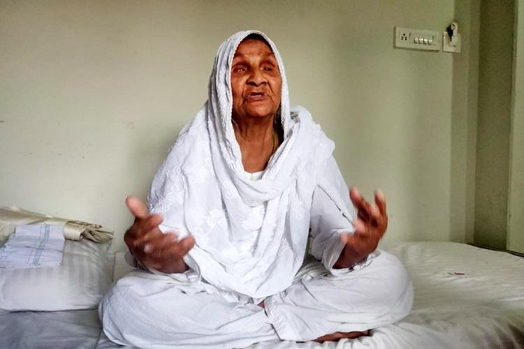 Fight is not for Muslims alone but all Indians Shaheen Bagh protester Asma Khatun