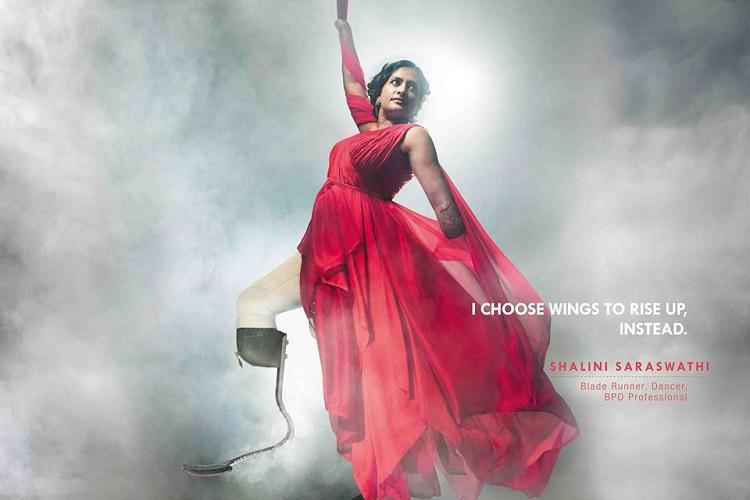 Strong ambitious and beautiful Indias first amputee calendar celebrates diversity