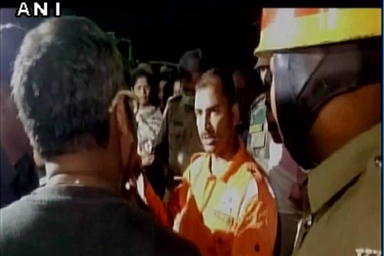 6-year-old falls into borewell in Karnataka rescue operation underway