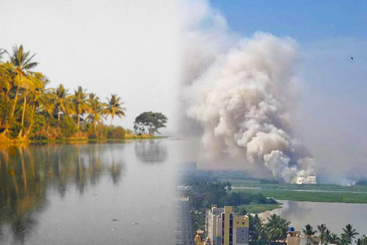 From farming and boat festivals to stinky dump yard What happened to Bellandur Lake