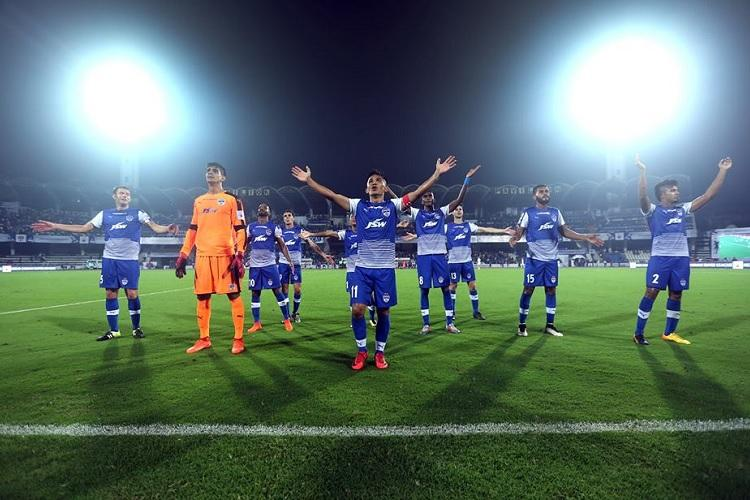 Bengaluru FC embraces date with destiny ahead of final at home