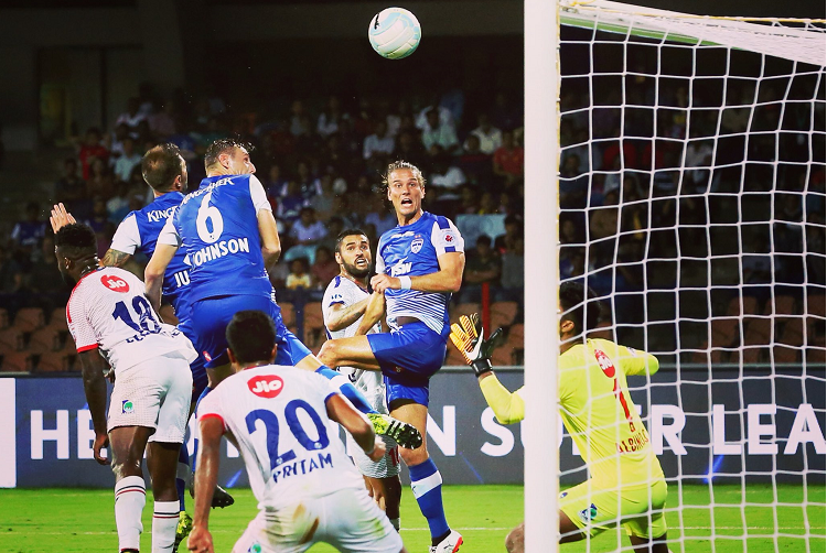 Bengaluru FC top ISL table after second straight win