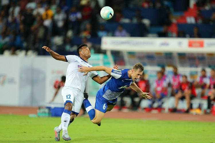 Match Report Late penalty sinks Bengaluru FC at home in clash of debutants
