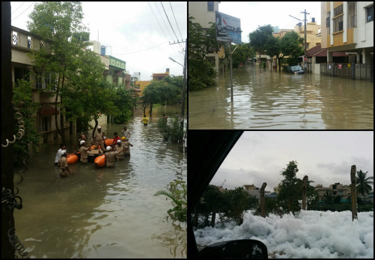 More rain in store for flooded Bengaluru more woes ahead for residents