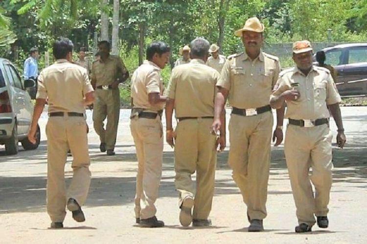 Karnataka Cops