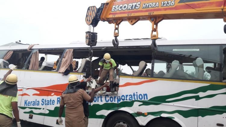 Bengaluru-Kochi KSRTC crash List of deceased who have been identified