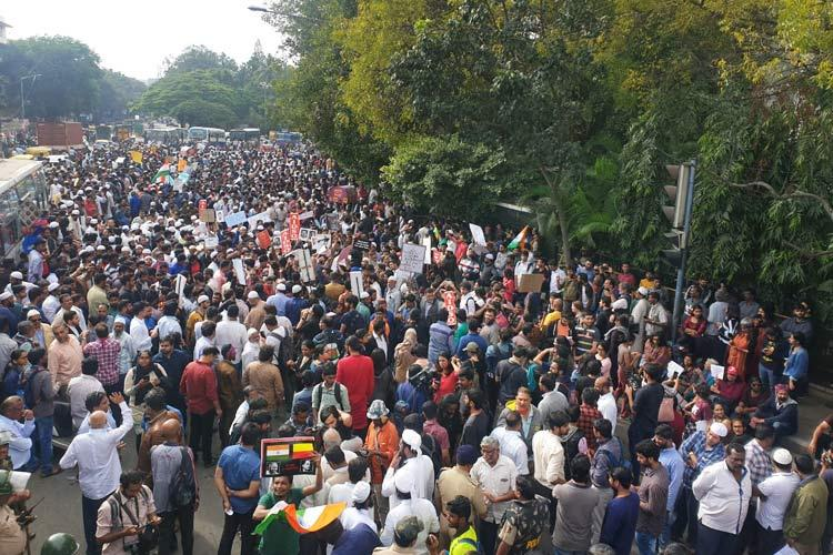 Did imposition of Section 144 backfire in Bengaluru Hundreds turn up to protest