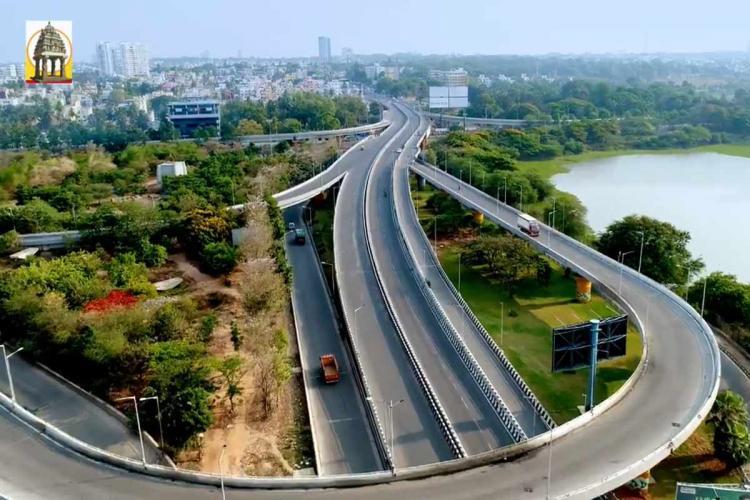 Bengaluru roads post lockdown