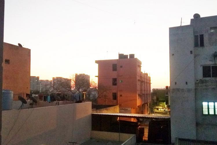 Buildings in Bengaluru