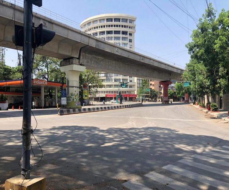 Bengaluru Sunday curfew Essential services to operate restaurants open for home delivery