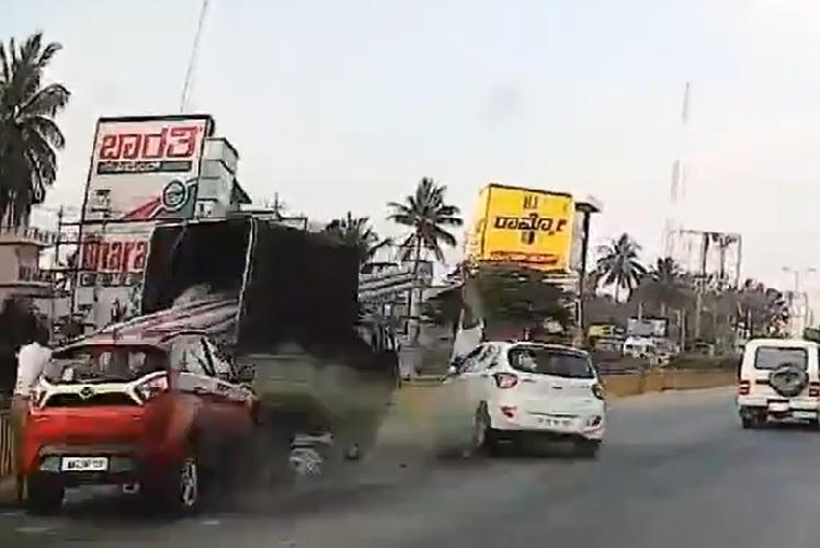 Speeding car kills traffic cop conducting vehicle check on Bengaluru Airport road