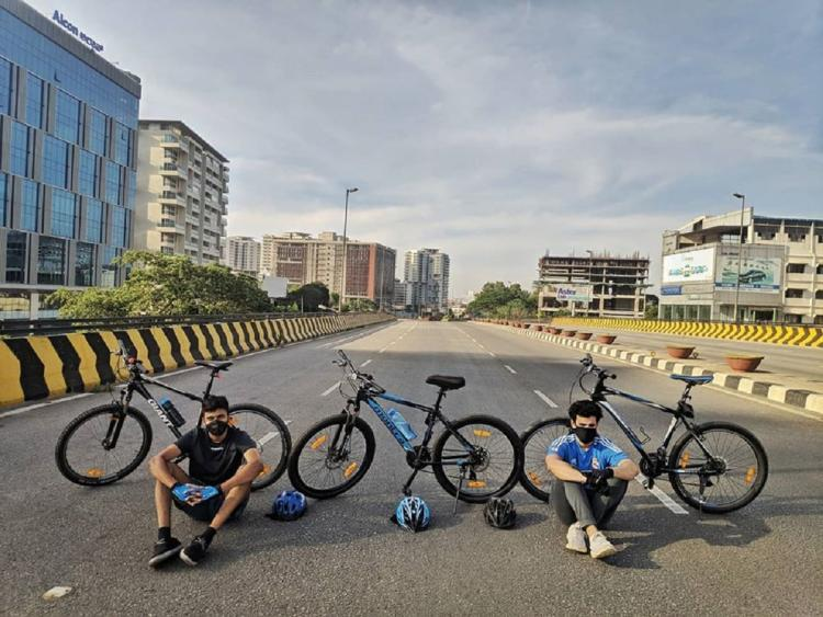 Bengalureans will buy cycles if you give them the infrastructure to ride Experts