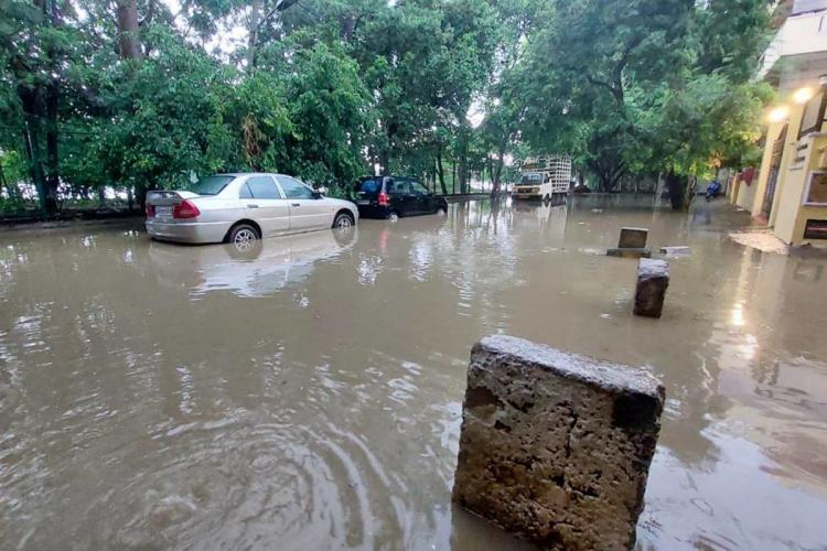 rains bengaluru
