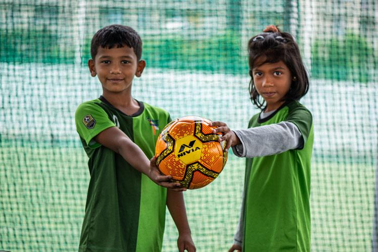 Girls should be encouraged This Bengaluru football league is looking for young talent
