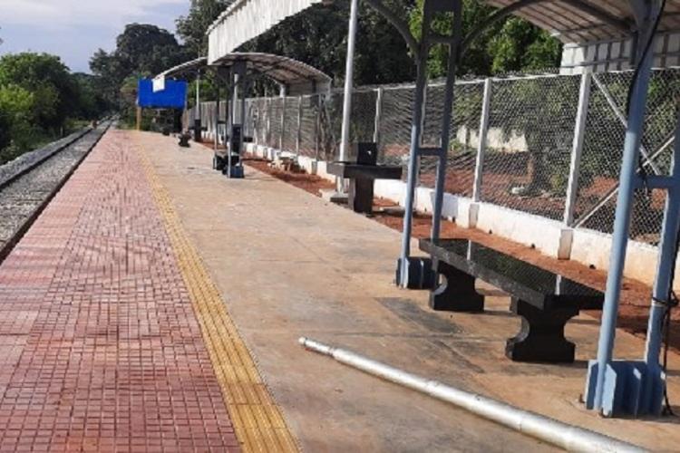 Bengaluru airport halt station to get its first train next week