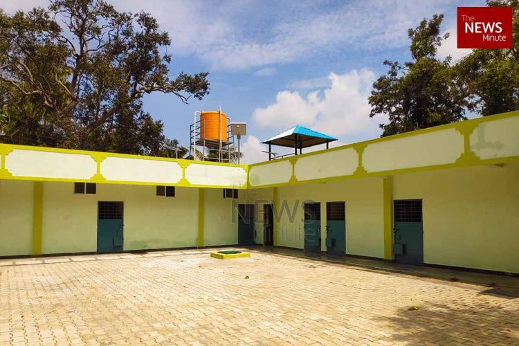 Bengaluru detention centre