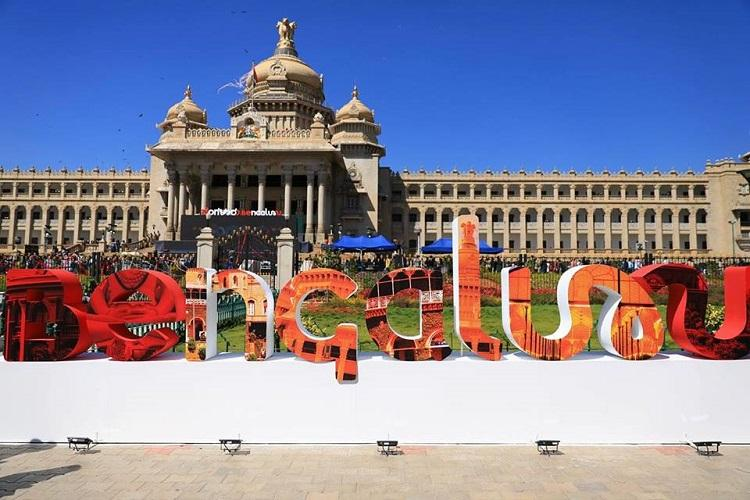 Be you Namma Bengaluru gets its own logo reflective of its open culture