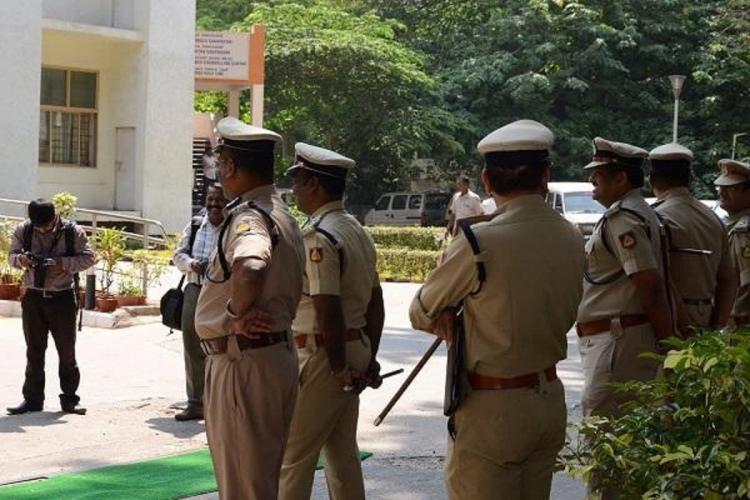 Bengaluru cops
