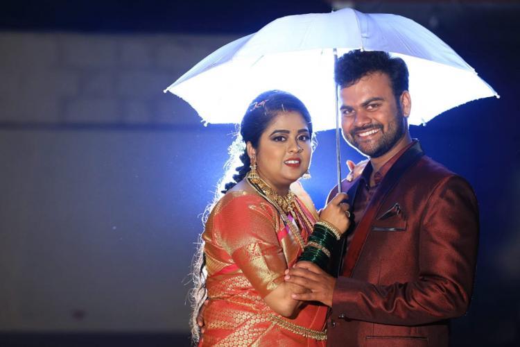 Ashwini and Yuvaraj
