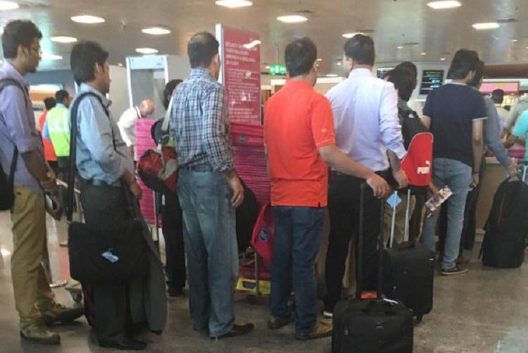 If youre flying out of Bengaluru now your security screening will take just 25 seconds