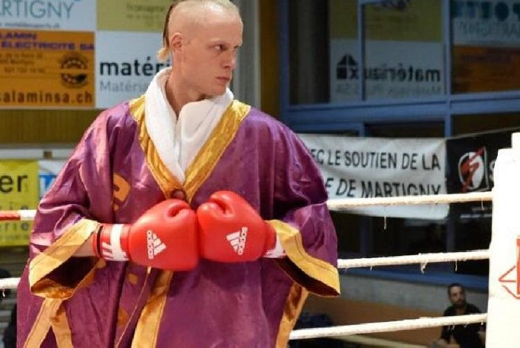 How a Swiss boxing champion ended up doing a cameo in a Kannada film