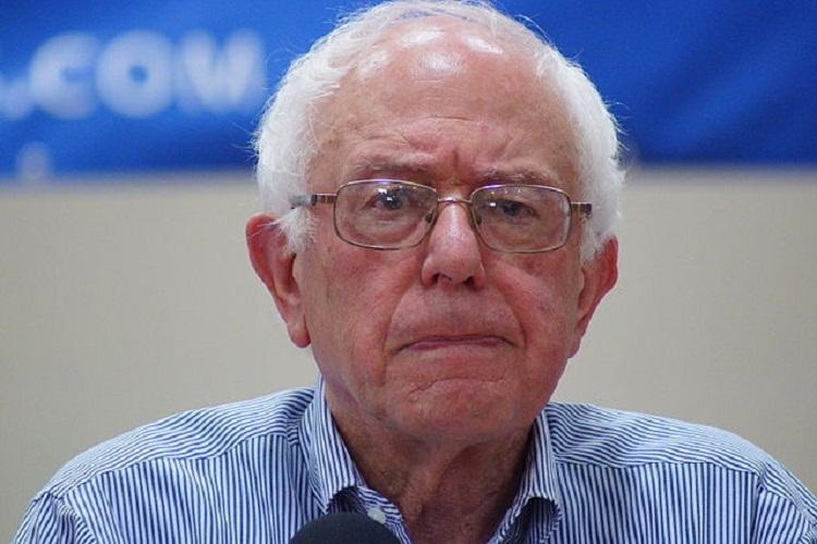 Donald Trump is a pathological liar Bernie Sanders hits out at US President