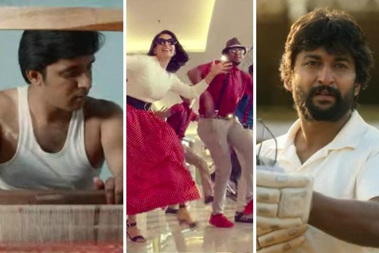 Best of Telugu cinema 2019 From Oh Baby to Mallesham here are our picks