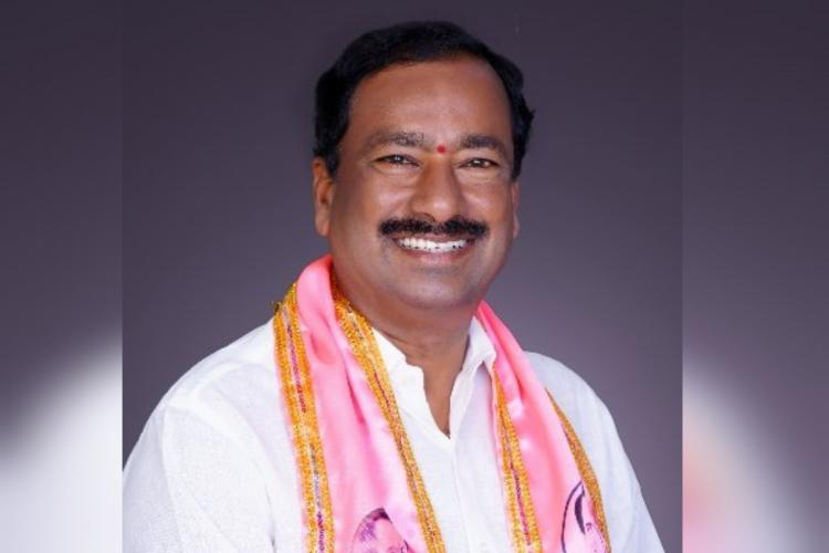 Hyderabad land dispute case Uppal MLA from TRS tahsildar booked