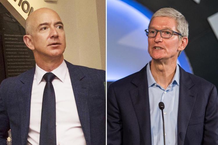 US panel to grill Bezos Cook Zuckerberg Pichai in antitrust hearing